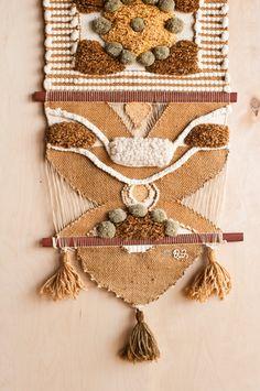 don freedman fiber art by klinker on Etsy
