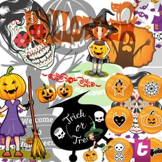 #TrickorTreat??? Soon it's going to be #Halloween!!! A whole day for #monsters, #dragons, #fairies, #wizards and, of course, #pumpkins... Check out all our themed #decals and #wallstickers!  http://www.tenvinilo.com/Vinilos-Negocios/Campanas-estacionales/Vinilos-Halloween/