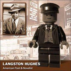 Legopedia ~ LEGO Figures of Famous People | PlanetOddity.com