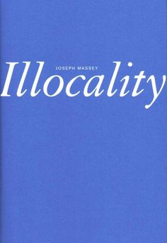 April 21 — Illocality / Joseph Massey