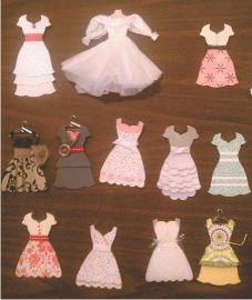 Even more #Dress Up Framelits ideas.