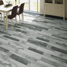 Madera Gris Wood Effect Tiles - 600mm x 2000mm
