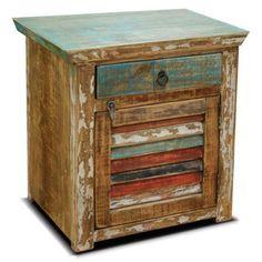 Nebraska Furniture Mart – Horizon Home LLC Bombay 1 Door Nightstand