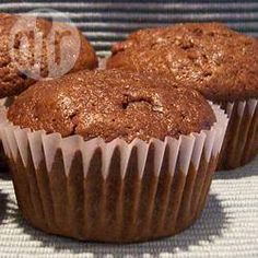 Muffins courgettes chocolat @ allrecipes.fr