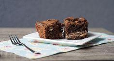 Zin om iets lekkers te bakken? Maak dan eens deze super lekkere kitkat brownies! Echt een aanrader en ZO lekker!