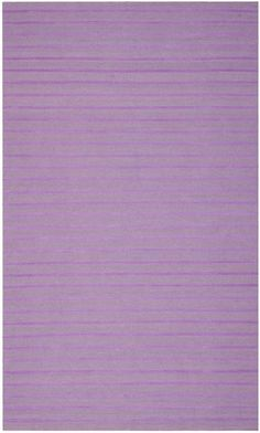 A simple flatweave rug. Perfect for a spot that needs a little color for minimal investment. Safavieh Dhurries DHU313C Rug Michael Miller, Billie Eilish, Girly, Samsung, Purple Area Rugs, Fancy, Robert Kaufman, Kona Cotton, American Crafts