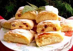 Sodrófás rétes, nem is gondoltam, hogy ez ilyen káprázatos Vegan Cake, Winter Food, Food Inspiration, Nutella, French Toast, Good Food, Sweets, Bread, Breakfast
