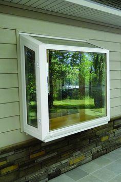 Box bay window 1 window box and bay windows for Discount bay windows