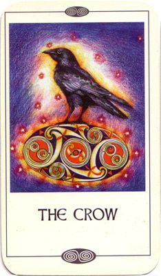 The Crow (Celtic Shaman Pack)