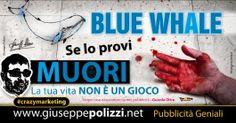 giuseppe Polizzi pubblicita BLUE WHALE crazymarketing genius