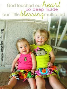 International Down Syndrome Coalition- IDSC: Blessings Multiplied