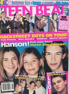 neon: 80s/90s magazines & newspapers