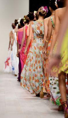 London Fashion Week - Issa