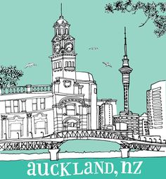 auckland, new zealand guide {UPDATE}
