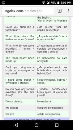 Teach Yourself Spanish, Learn Spanish, Spanish Class, Spanish Lessons, English Lessons, Spanish Language Learning, Learning English, Spanish Words For Beginners, English Words