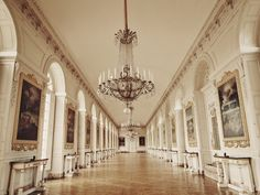 Great Hall Of Grand Trianon - Chateau Versailles - Paris - Fine Art Travel Photography 8x10 on Luulla