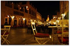 Souq Waqif, Doha, Qatar. Souq Waqif is the avenue that delights international shoppers with its silks, spices, antiques, perfumes, musical instruments and a range of souvenirs along with its eye-catching architecture.                                  The Gem of Arab of Hospitality | Gloholiday