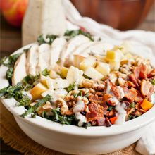Chicken, Apple and Bacon Kale Salad | PERDUE®