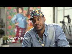 ▶ Behind the Scenes at Kehinde Wiley's Studio - YouTube