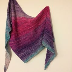Arlequin Shawl pattern by peggy maxheim Knitting Patterns for Gradient Sets: Arlequin Shawl Record of Knitting Wool rotating, weaving and stitching jobs such as. Shawl Patterns, Knitting Patterns Free, Free Knitting, Knitted Shawls, Crochet Shawl, Knit Crochet, Shrug For Dresses, How To Purl Knit, Knit Picks