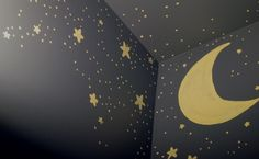 What I want painted on my bedroom ceiling!