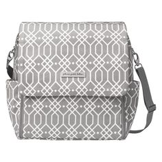 Petunia Pickle Bottom Boxy Backpack in Quartz