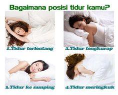 4 Gaya Tidur Kamu Bisa Mengungkap Harapan Tentang Cinta Sleep, Personal Care, Blog, Style, Swag, Self Care, Personal Hygiene, Blogging, Outfits