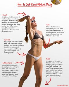 How to Get Kerri Walsh's Body