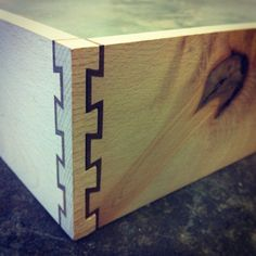 Double Dovetails by yours truly