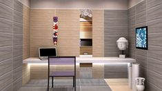 Home Tiles Design, Wall Design, House Design, Tile Design Pictures, Picture Design, Modern Study Rooms, Modern Floor Tiles, Room Wall Tiles