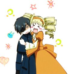 Image result for ciel and elizabeth