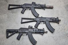 @slrrifleworks built AK's. #AK47 #Rifle  #SBR #NFA #GunPorn