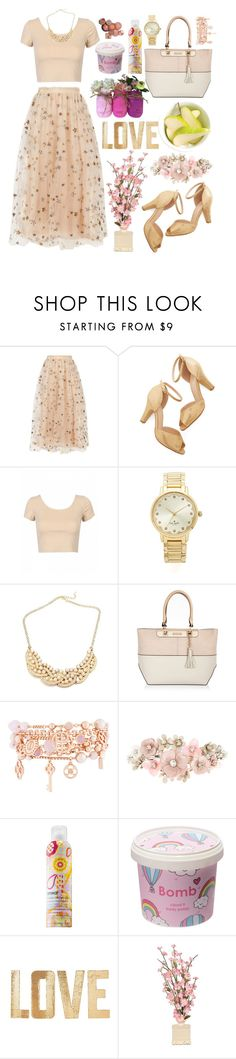 """""""Twinkle,twinkle little stars"""" by hermiona355 ❤ liked on Polyvore featuring Valentino, Chelsea Crew, Kate Spade, River Island, Henri Bendel, Daphne, Accessorize, amika, Cloud 9 and PBteen"""