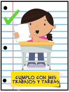 Normas de aula - Imagenes Educativas Preschool Spanish, Spanish Activities, Classroom Rules, Classroom Decor, Class Rules, Social Behavior, Class Decoration, Teacher Hacks, First Day Of School