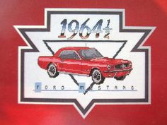 Counted Cross Stitch Legends of the Highway Pattern Book, Ford Mustang, Thunderbird, Corvette, GTO,  Rolls Royce, Car Cross Stitch Patterns by anthropologize, $11.50 USD