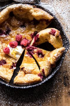 Light, airy, sweet, filled with creamy ricotta and tart raspberries. And when topped with a dollop of whipped ricotta and a good drizzle of maple. Brunch Recipes, Baby Food Recipes, Sweet Recipes, Breakfast Recipes, Dessert Recipes, Cooking Recipes, Summer Recipes, Baby Breakfast, Overnight Breakfast