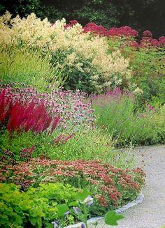Piet Oudolf Gardens | Gardens of a Golden Afternoon: Piet Oudolf borders