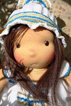 More Waldorf dolls...