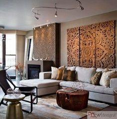 Ideas de diseño de interiores para una decoración de sala de estar de lujo. En esta sala de estar puede ver piezas extraordinarias de diseño de muebles. Ver más aquí www.covethouse.eu