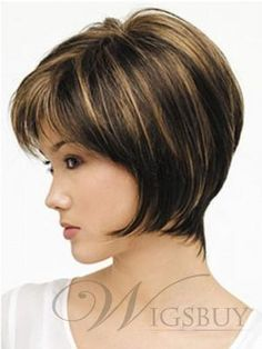Cherish Bob Style Synthetic Wig about 8 Inches Decorate Your Beautiful Dream
