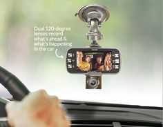 Capture Everything Thats Going On Inside And Outside Your Vehicle With The The Original Auto Canadian Tirefamily