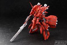 Dengeki Hobby: Rehaiz [A.Z. Reboot] - Custom Build Modeled by Sorayama Ryuji Gundam Model, Real Style, Mobile Suit, Model Building, Robot, Models, News, Collection, Templates