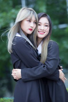 DREAMCATCHER - Siyeon + Gahyeon