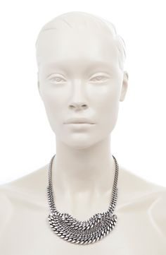 the @DANNIJO  Lili Necklace $470.00 #statementnecklace #giftideas #giftsforher