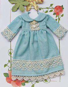 SALE  Blythe Pullip Dal Doll Dress Clothe Outfit   by BeMyChic, $20.99