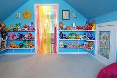 coolest rainbow brite collection!!