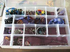 Boîtes de rangement pour bijoux - IsY BrICo BuSy IsY
