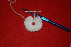 Kendimce: Gelibolu Şalı Diy And Crafts, Crochet Earrings, Ideas, Tortoises, Dessert, Crochet Throw Pattern, How To Make, Hearts, Dots