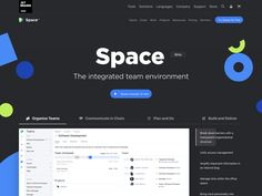 Space - www.jetbrains.com/space/ Chat Work, Software Projects, Free Space, Project Management, Software Development, All In One, Collaboration, Communication, Language