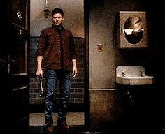Supernatural ~ Demon!Dean (Season 10 Spoilers) -This is both terrifying and exciting. So ready for S10